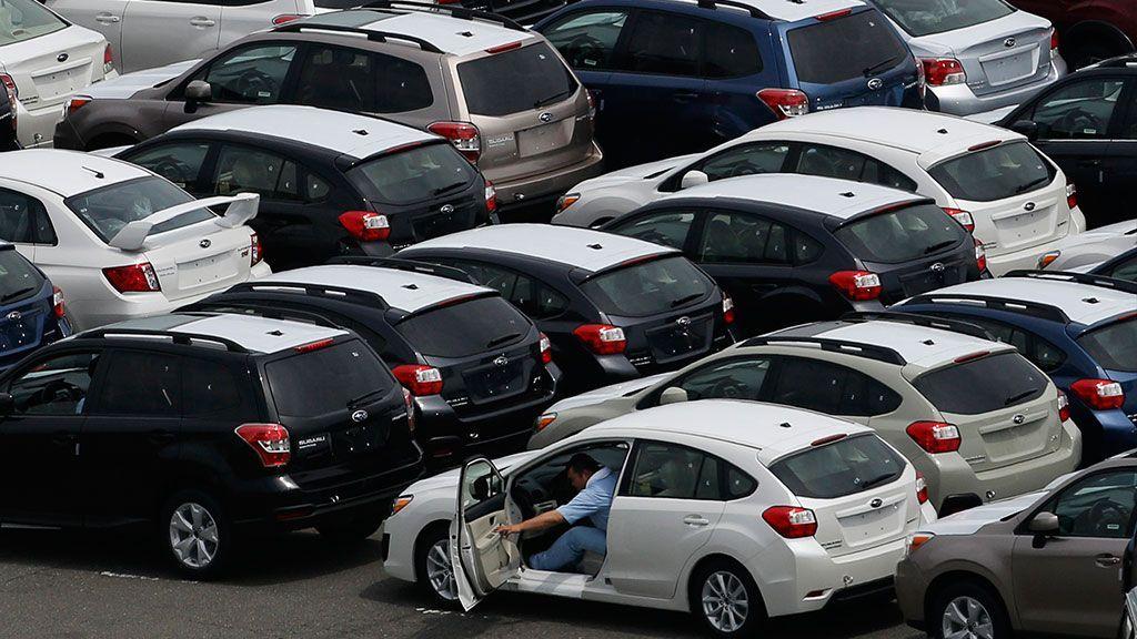 В Україні зросли продажі нових автомобілів