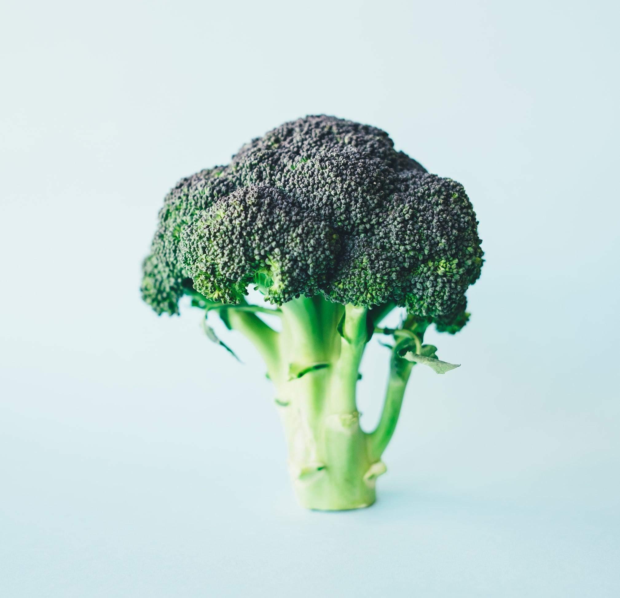 Броколі - джерело вітаміну К