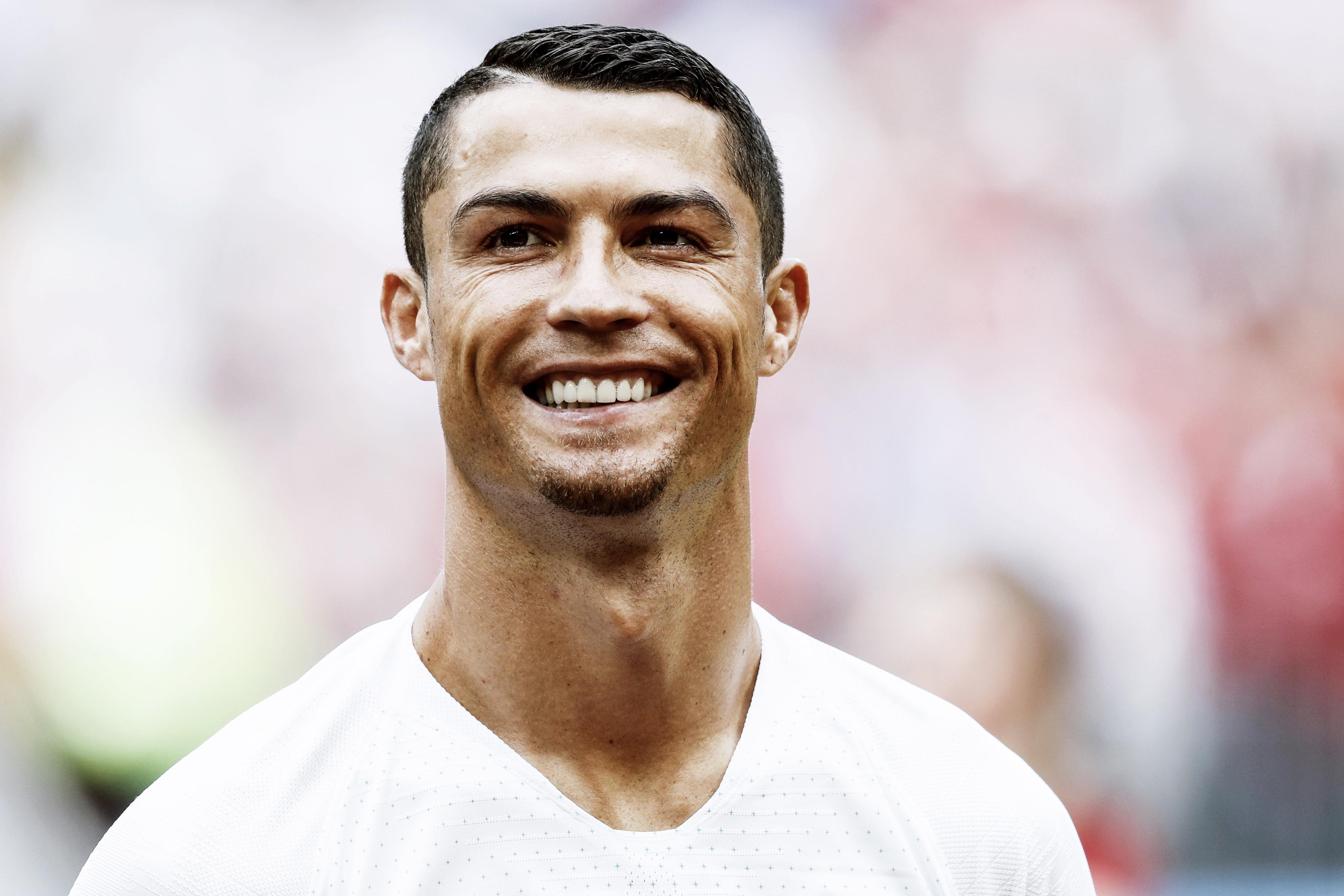 Ronaldo Ziegenbart