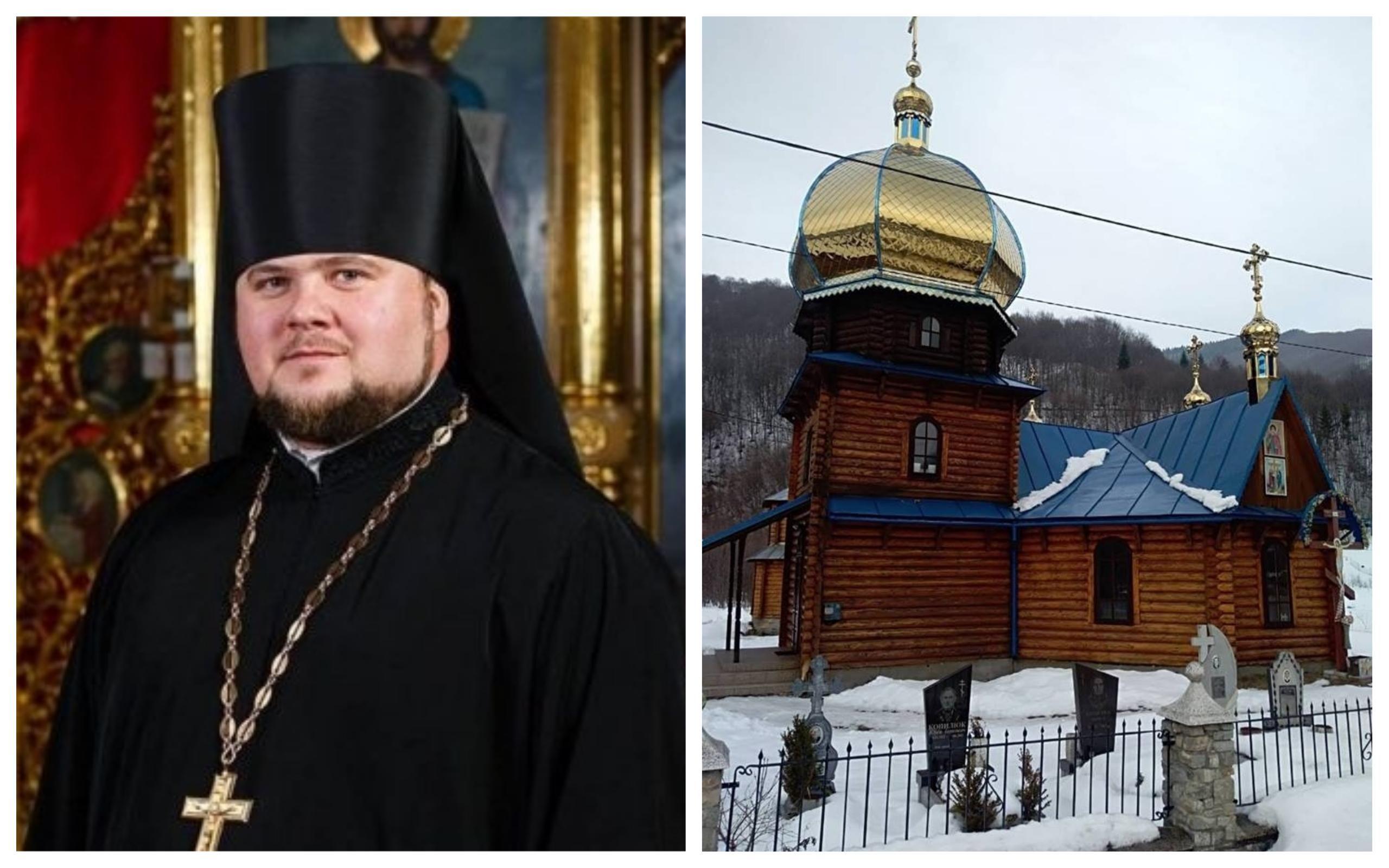 УПЦ МП спробує силою повернути собі церкву на Закарпатті, яка перейшла