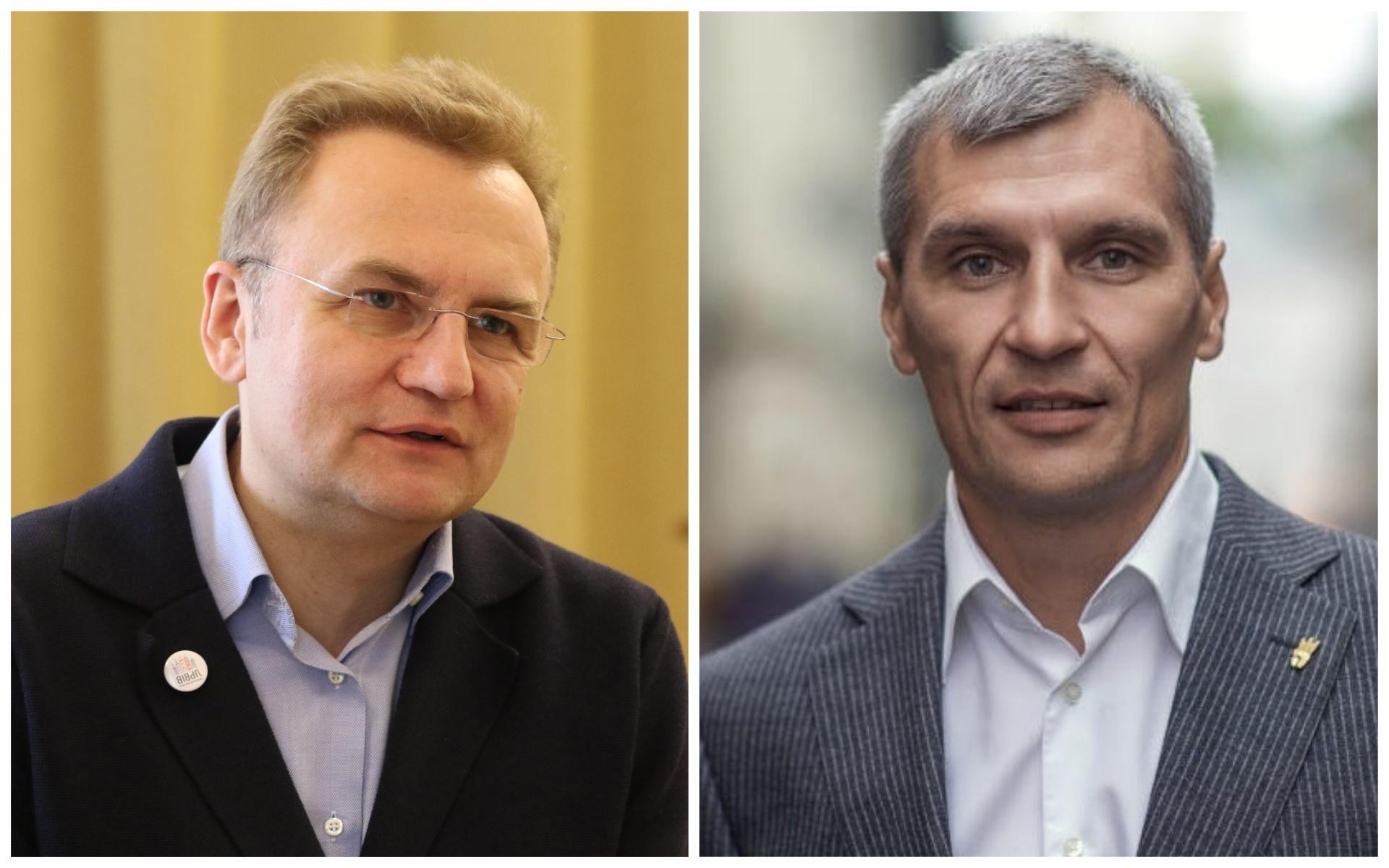 """""""Свобода"""" займається кампанією мера Львова, а не ..."""
