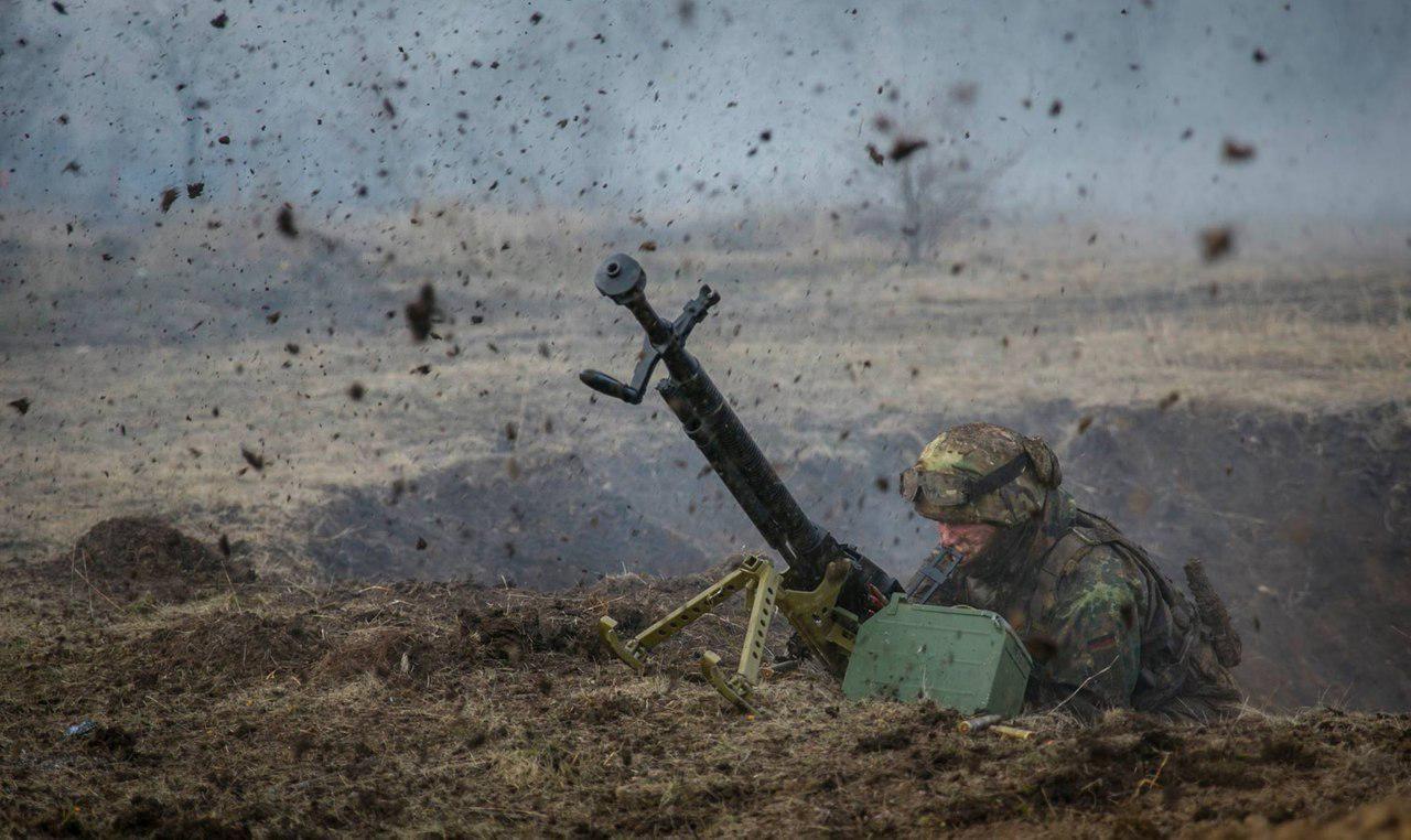 Українські бійці потужним ударом знищили окупантів на Донбасі: яскраве