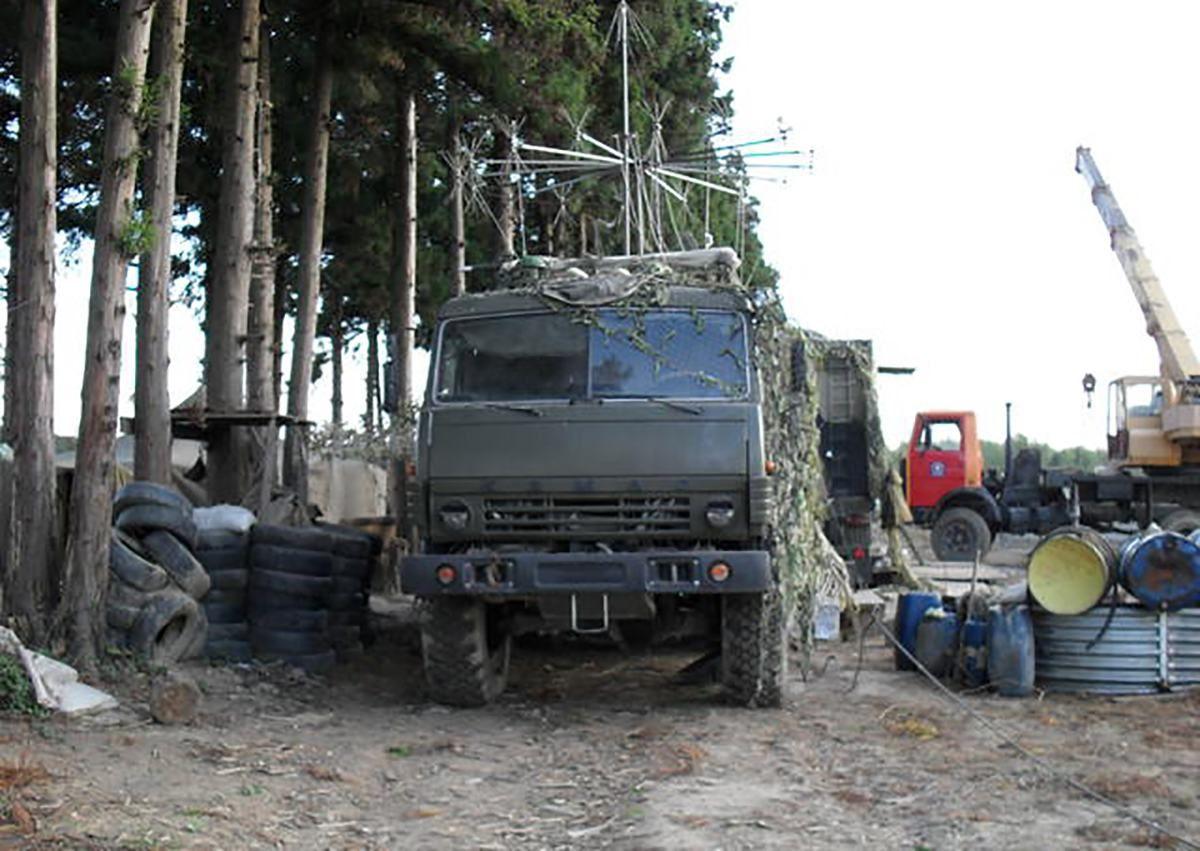 Ще один доказ присутності Росії: на Донбасі зафіксували комплекс радіо