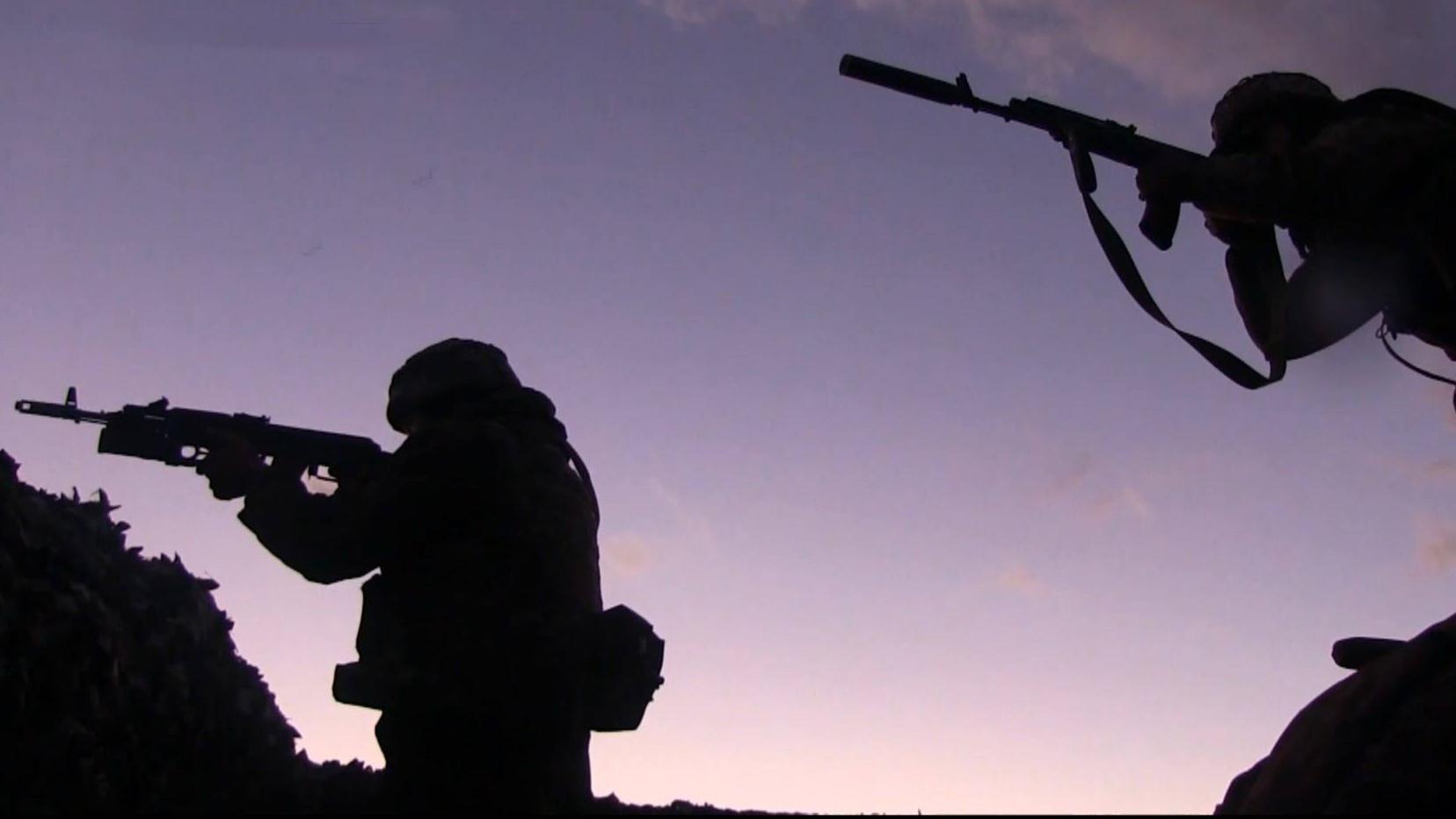 Українські військові потужно відповіли на провокації бойовиків РФ