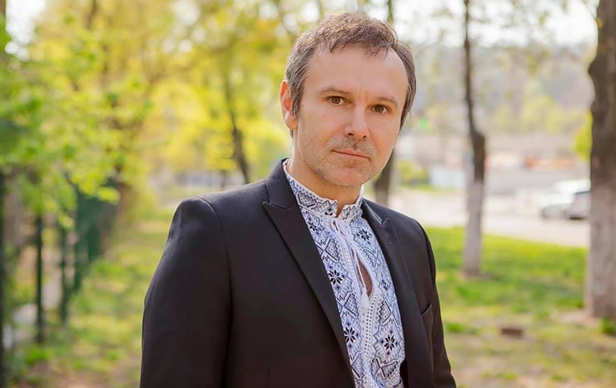 "Вакарчук представил свою партию ""Голос"" - 24 Канал"