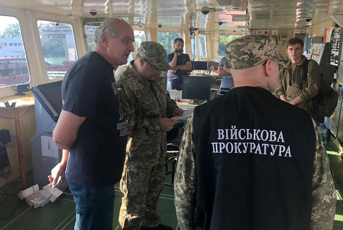 Посольство на Украине подтвердило освобождение российских моряков