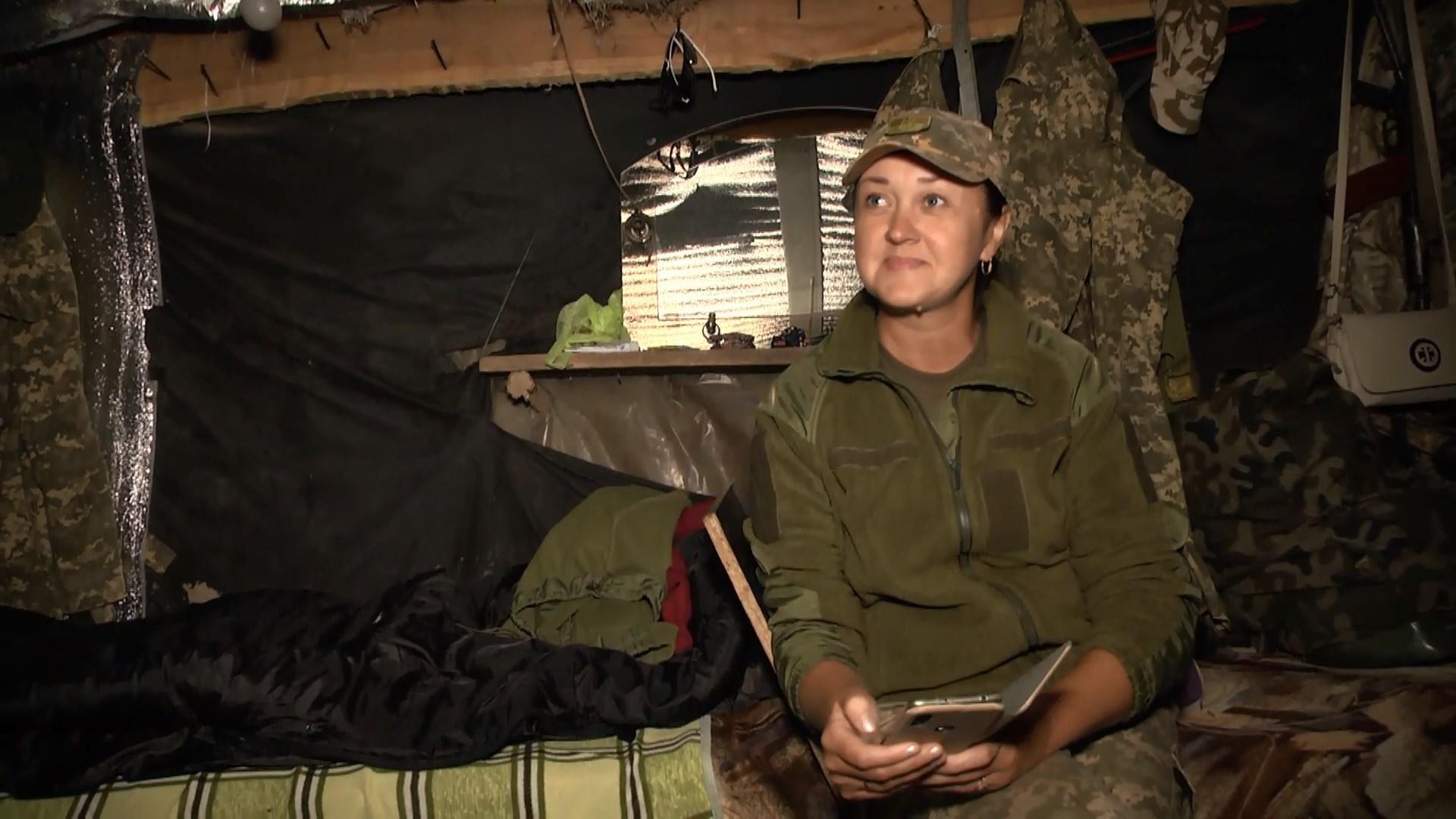 Защита страны как семейный долг: история женщины, которая на фронте встретила свою любовь - Новости Украина - 24 Канал