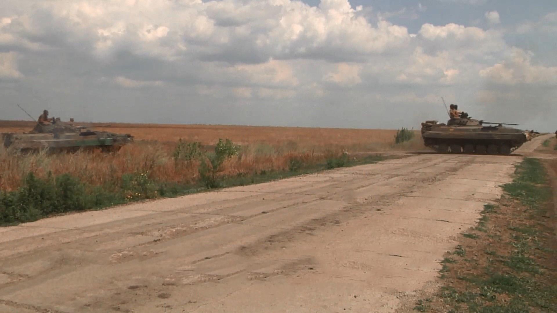 Уничтожение противника и захват позиций: как проходят учения украинских бойцов - Новости Украина - 24 Канал