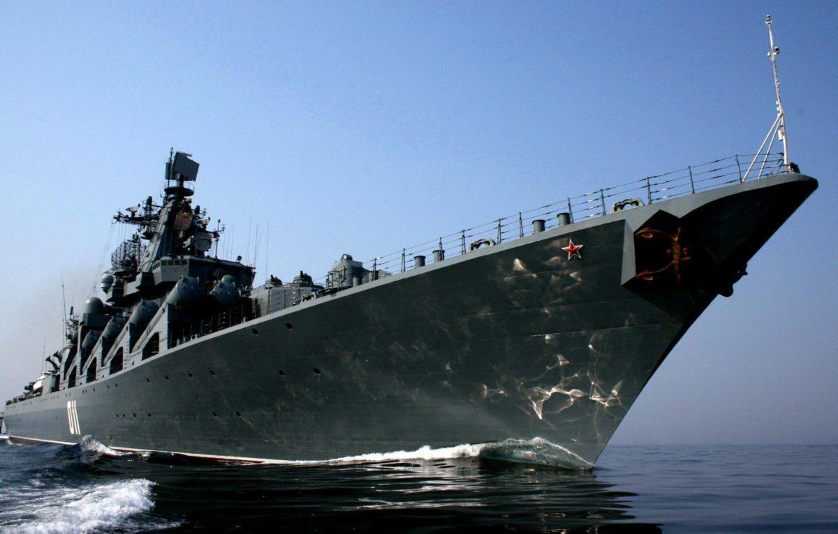 Санкции действуют: российские военные корабли останутся 'без свет