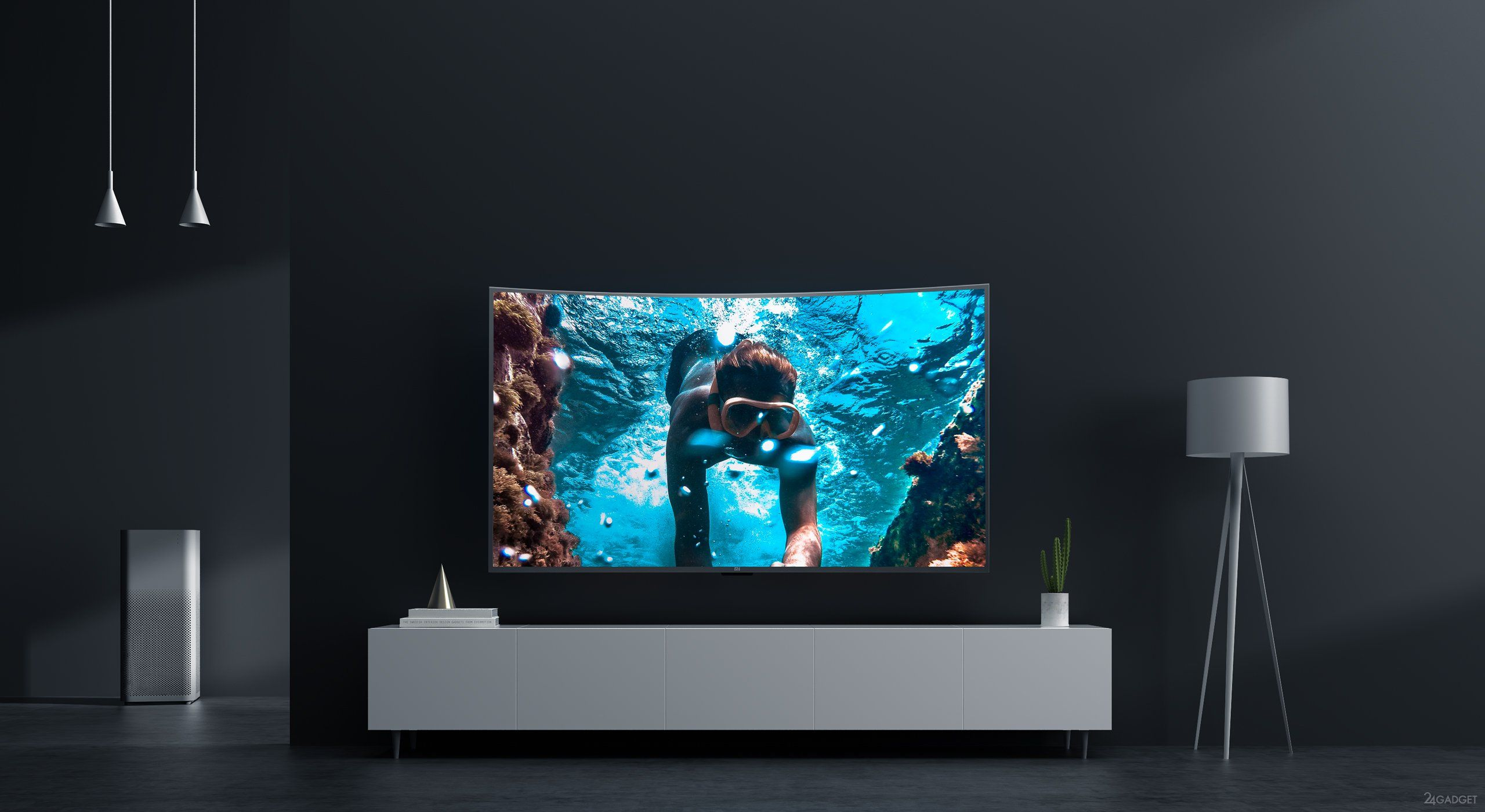 Xiaomi has significantly lowered the price for Mi TV 4S TV