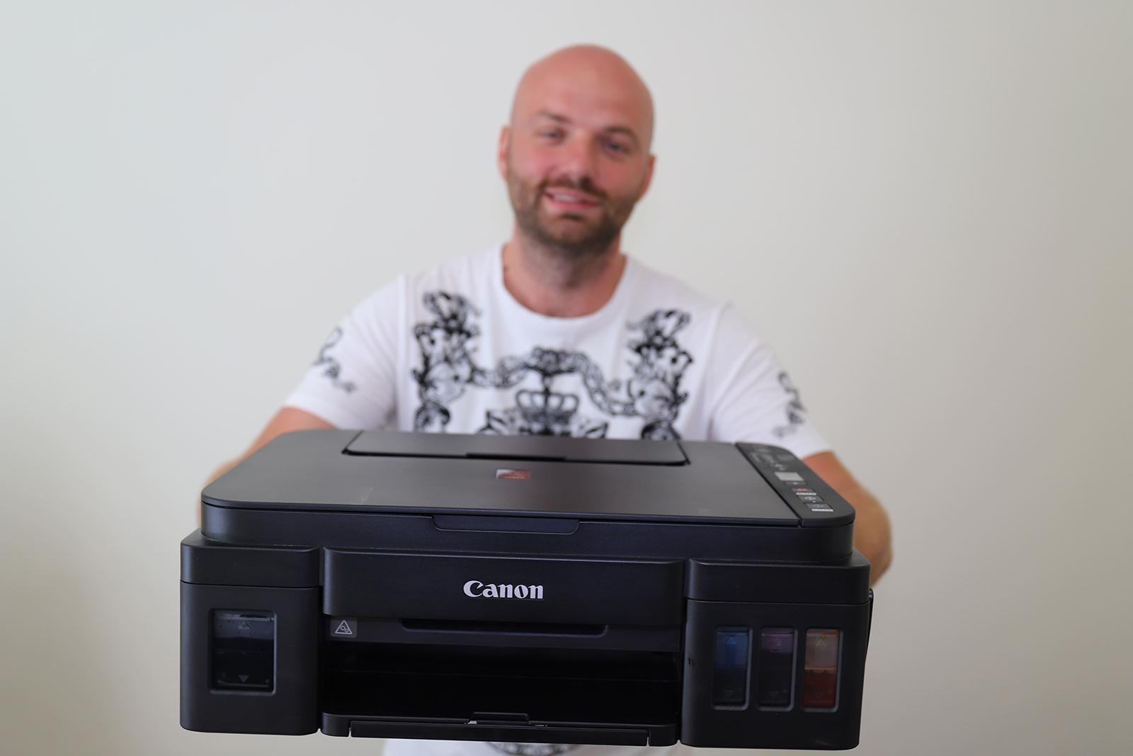 принтери Canon
