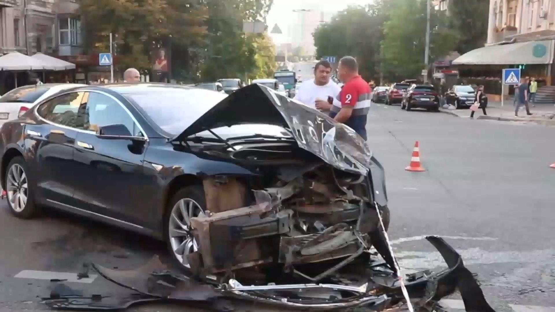 Скандальная авария в центре Киева: как виновные пытаются уйти от ответственности - Новости Украина - 24 Канал