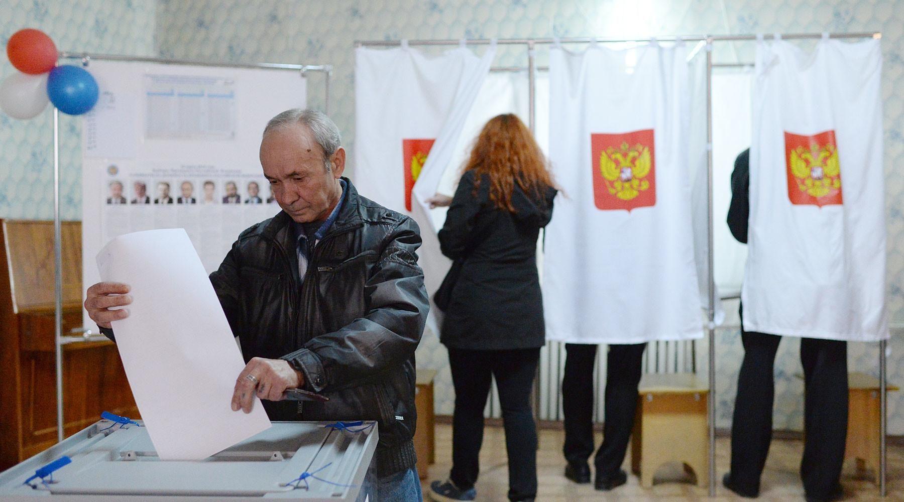 В России стартовали скандальные выборы: детали - Новости России - 24 Канал