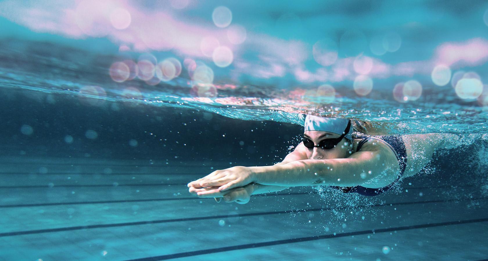 Замена кардио нагрузкой: как плавание влияет на здоровье человека - Новости  спорта - Спорт 24