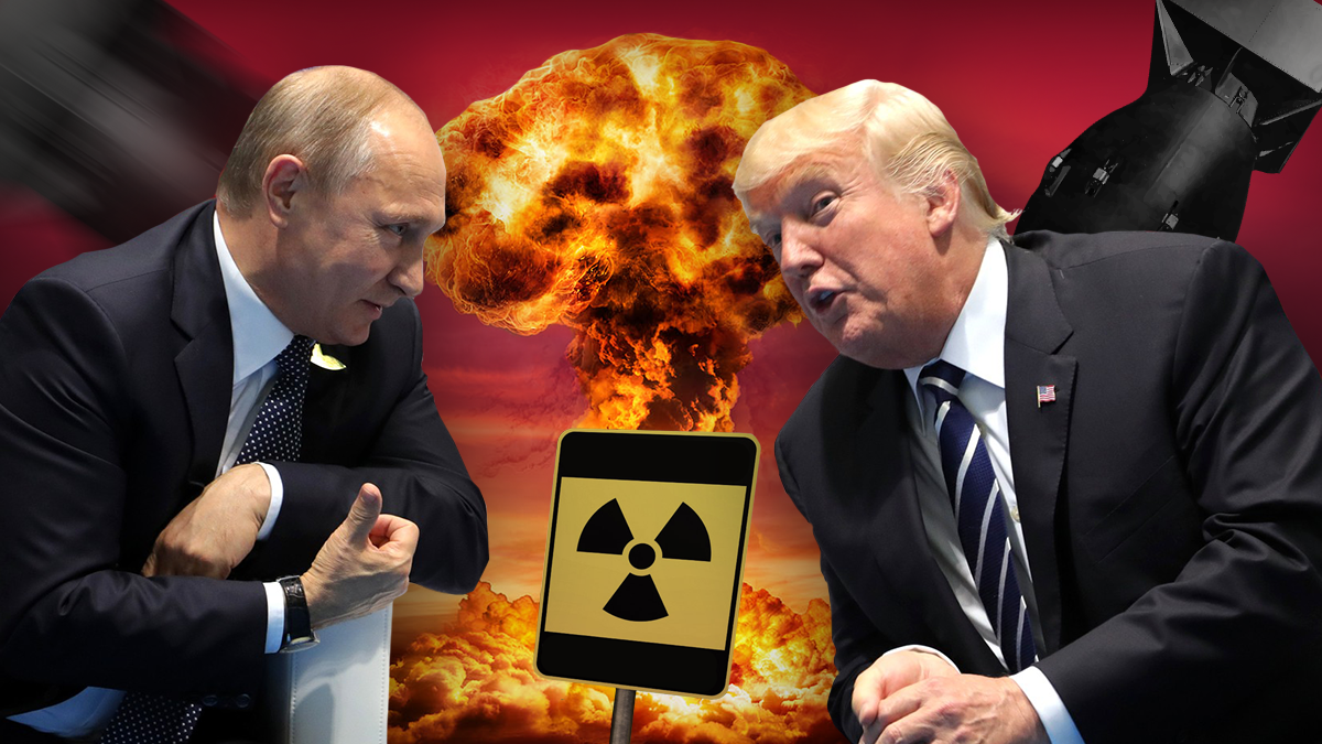 Тенденции противостояния сверхдержав на ближайшее будущее от Валентина Днепрова. Третья Мировая. Какая она будет?