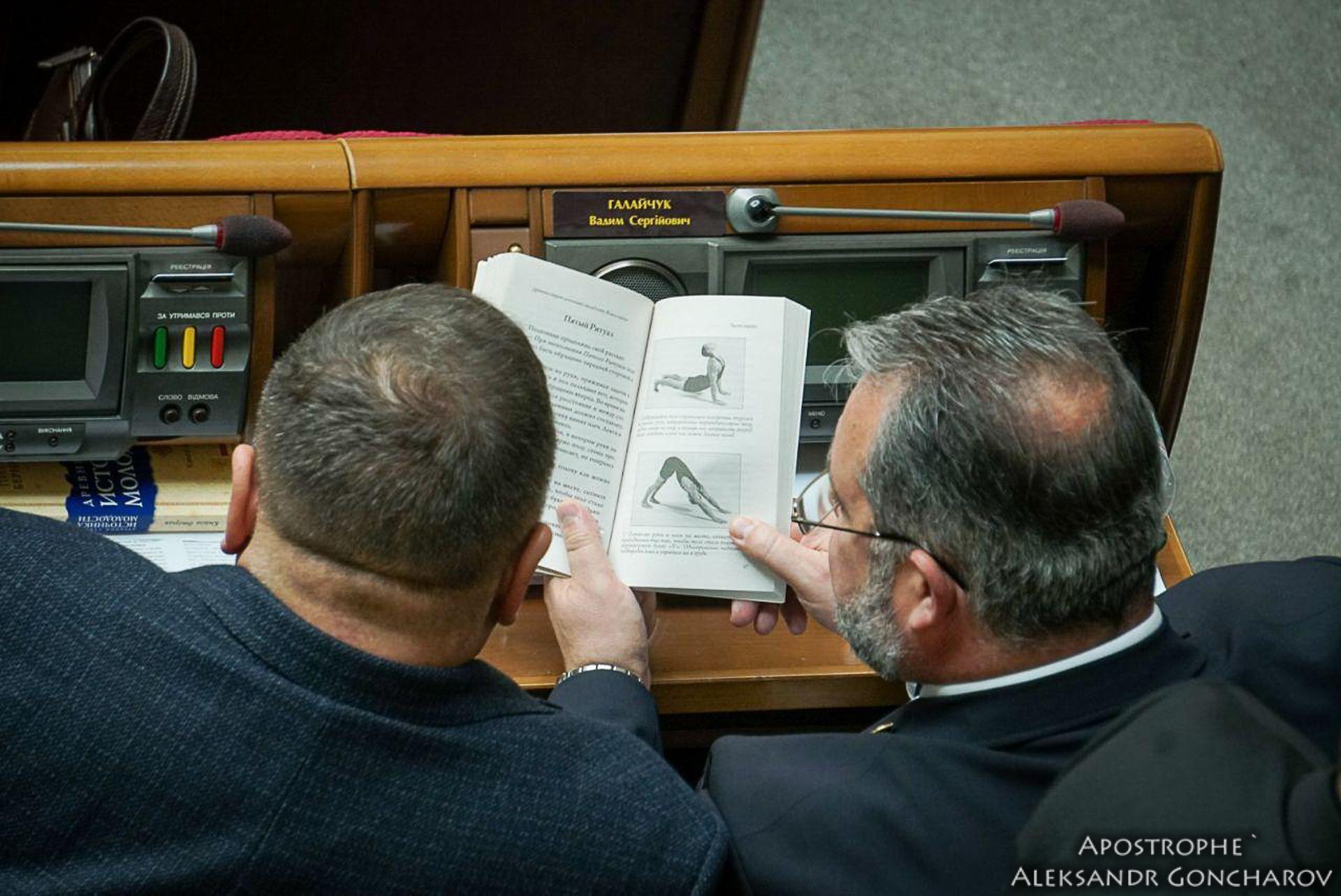 Верховна Рада Слуга народу книга курйози