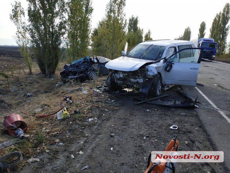 ДТП аварія Миколаївська область поліція жертви фото