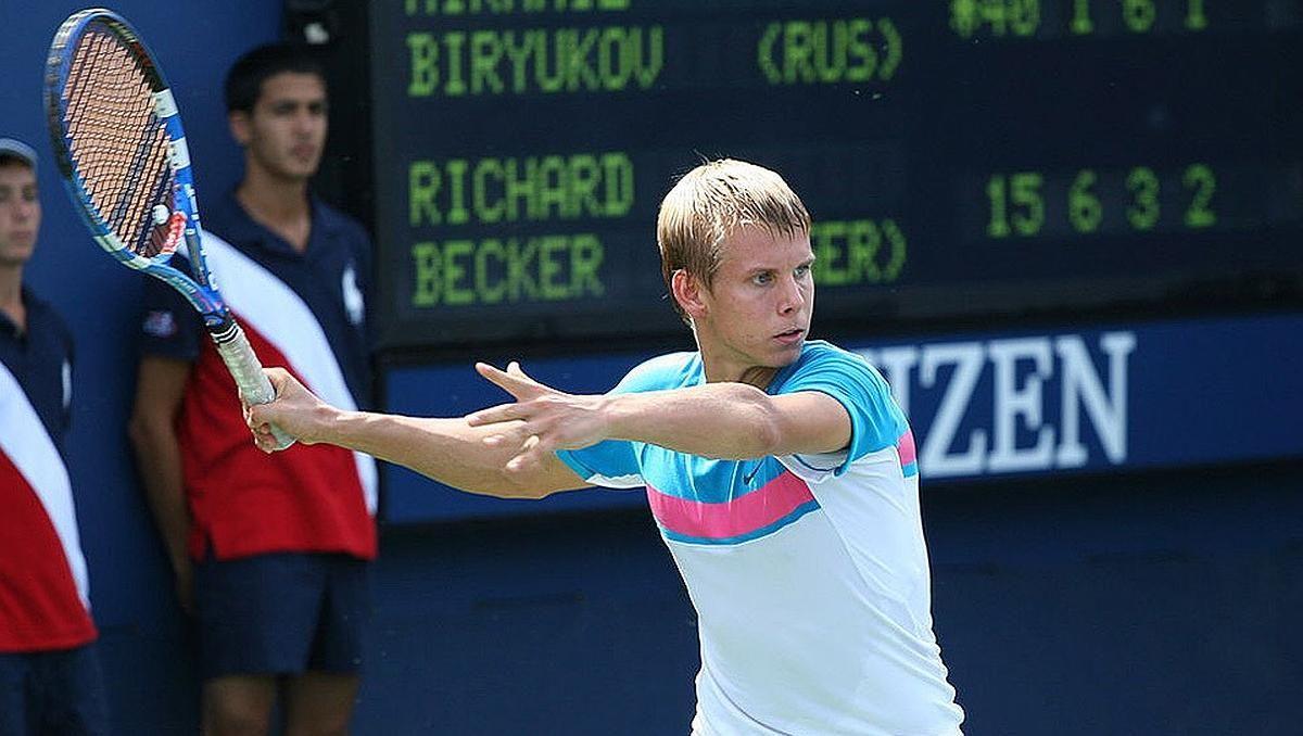 Російський тенісист та призер Олімпіади Михайло Бірюков здійснив самог