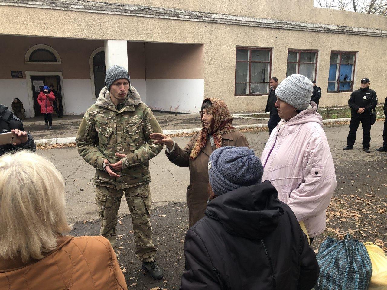 Золоте розведення військ Донбас ветерани АТО ООС