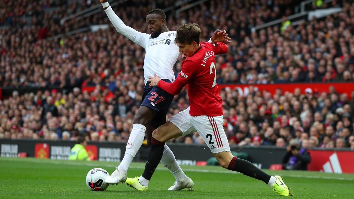 Манчестер юнайтед ливерпуль счёт игры