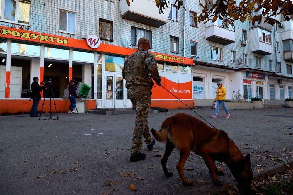 вибух банкомат Запоріжжя фото підірвали банкомат