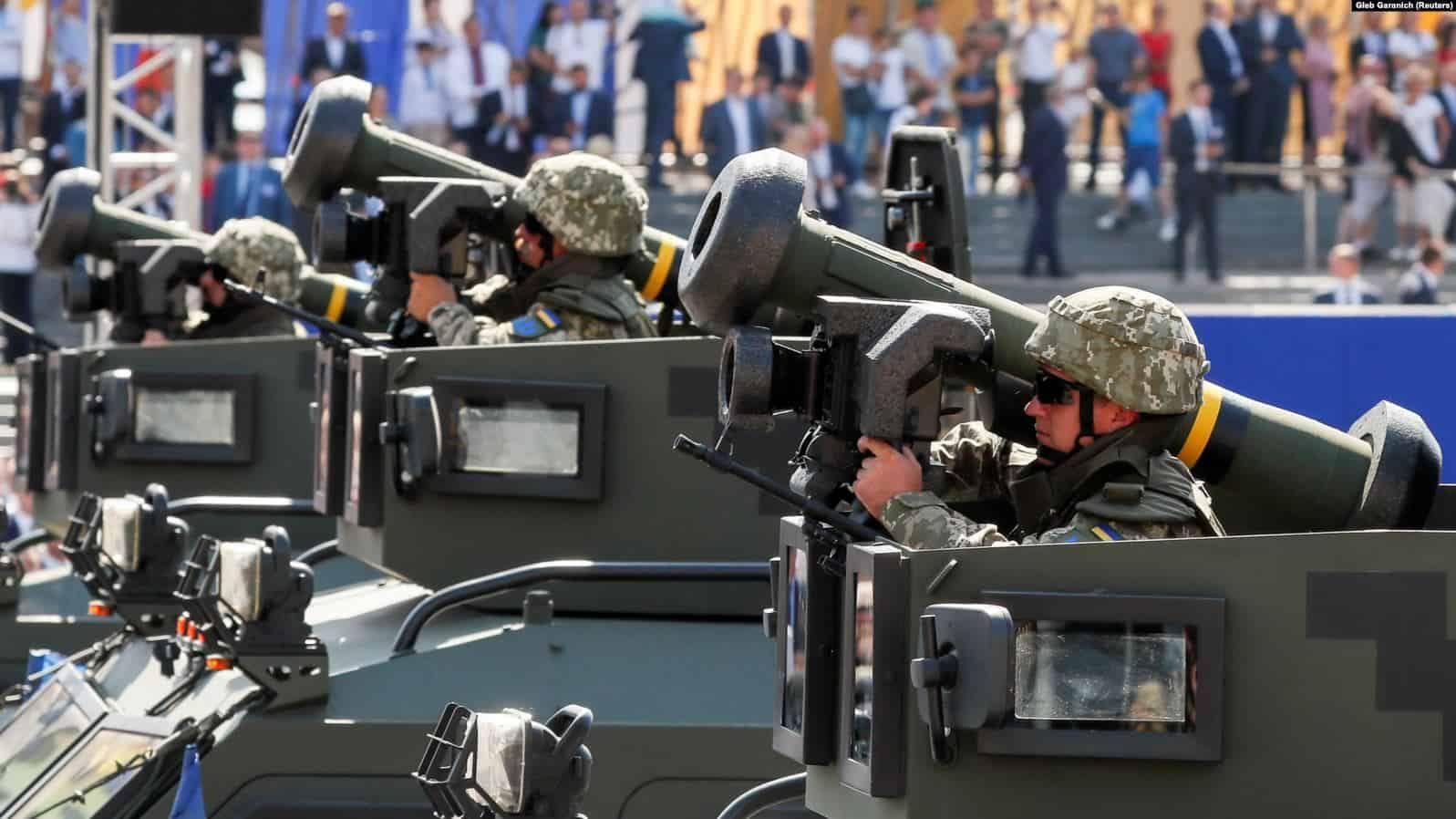 Безпекова допомога США Україні