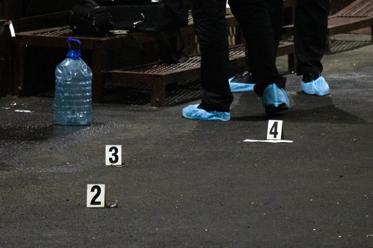 вибух граната Київ Троєщина ринок фото