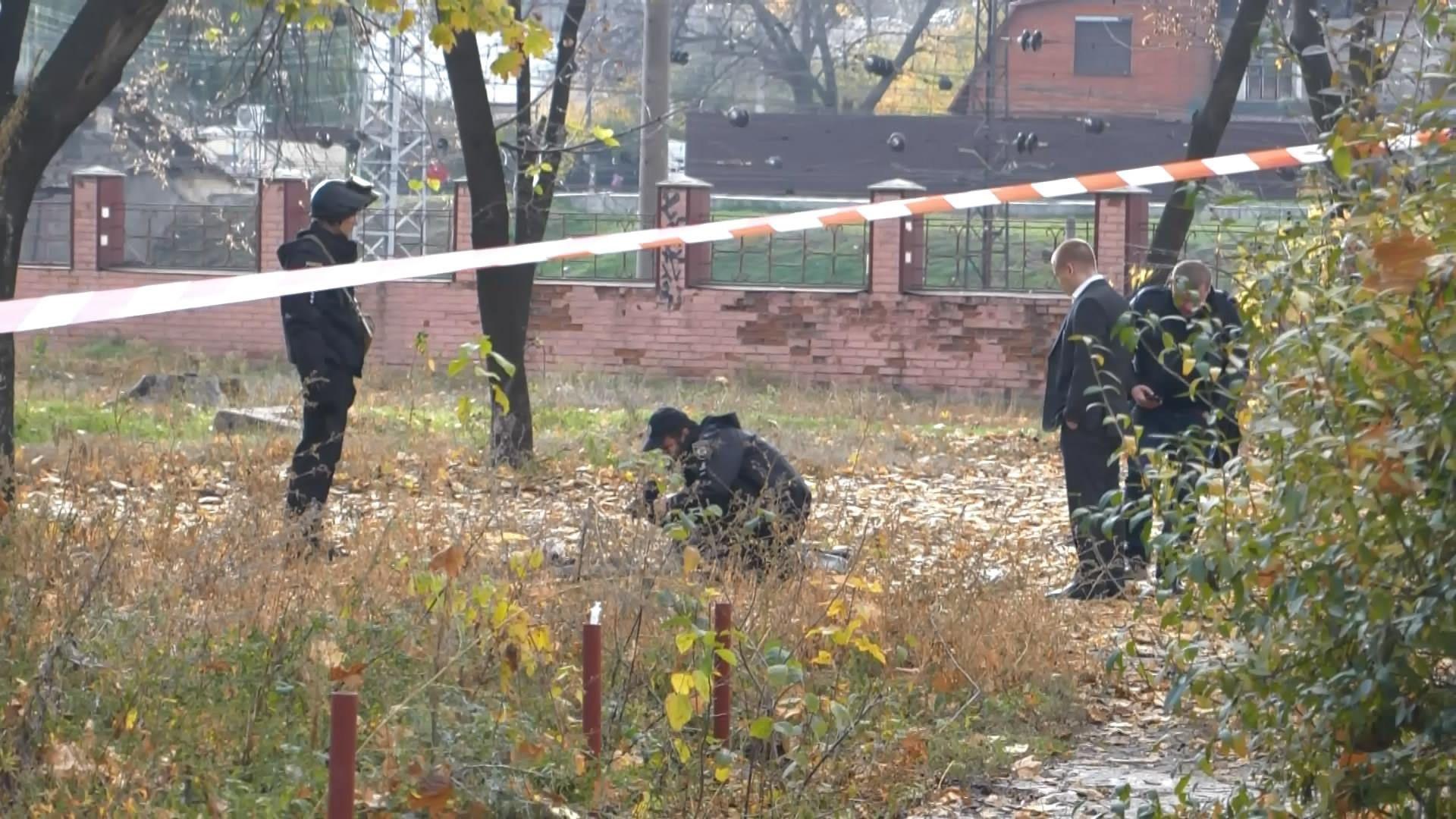 Харків чоловік підірвав себе фото кримінал поліція