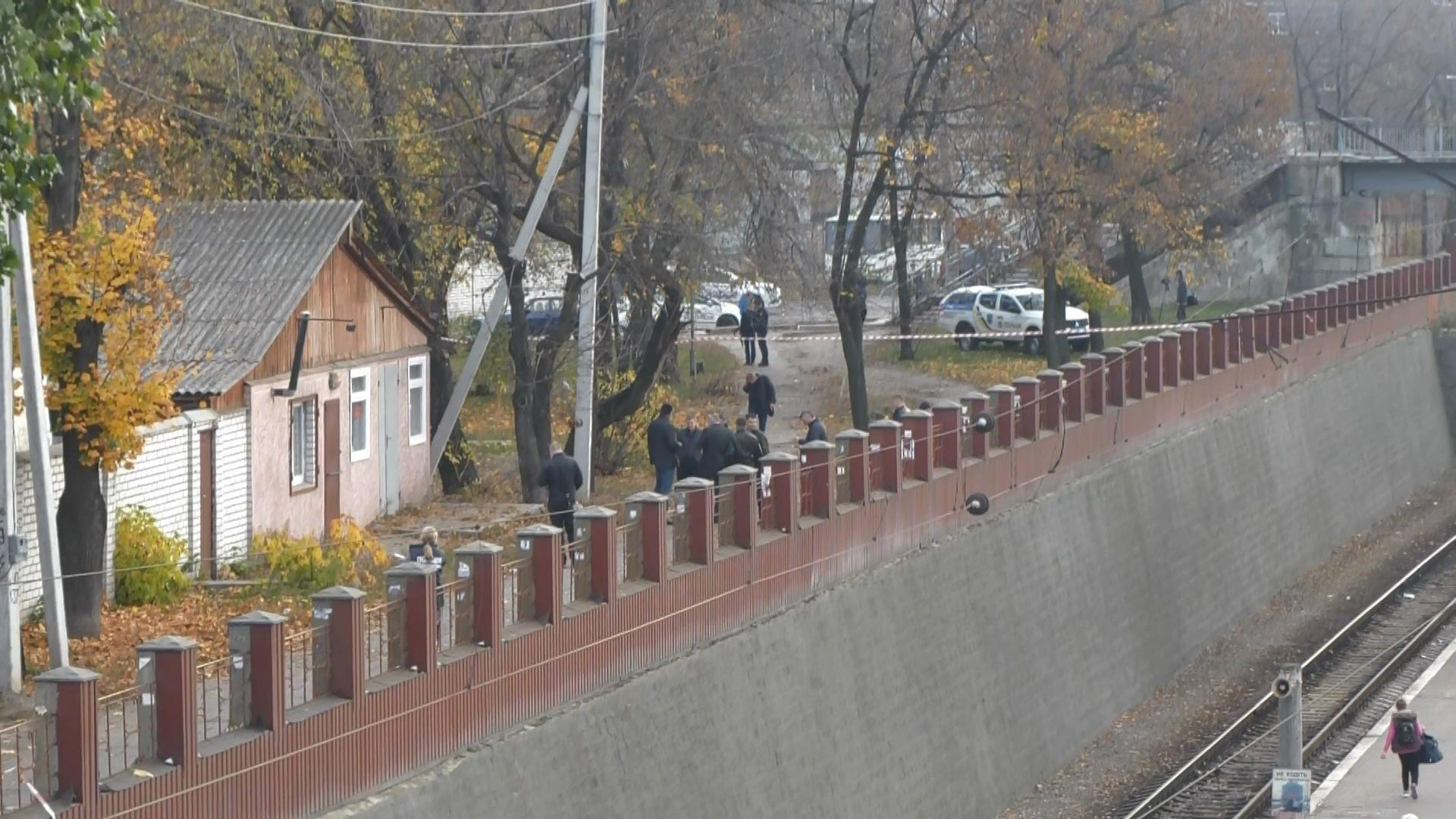 фото вибух чоловік підірвав себе Харків