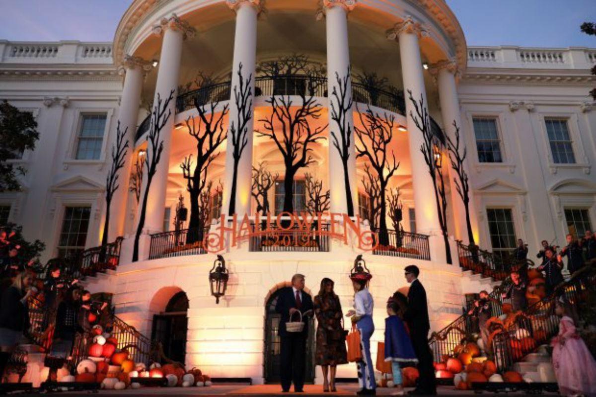 Охота на Трампа – Хэллоуин - 1 ноября 2019 - 24 Канал