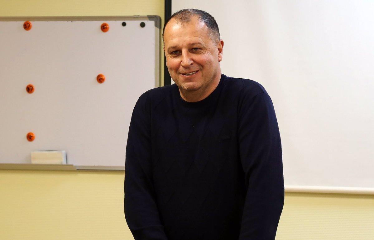 Юрий Вернидуб – новый тренер ФК Шахтер Солигорск