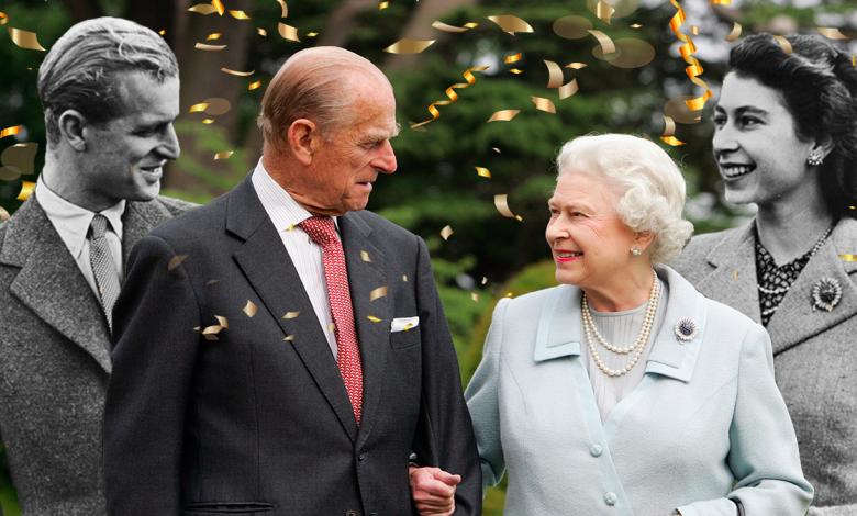одруження королева Єлизавета друга принц Філіп