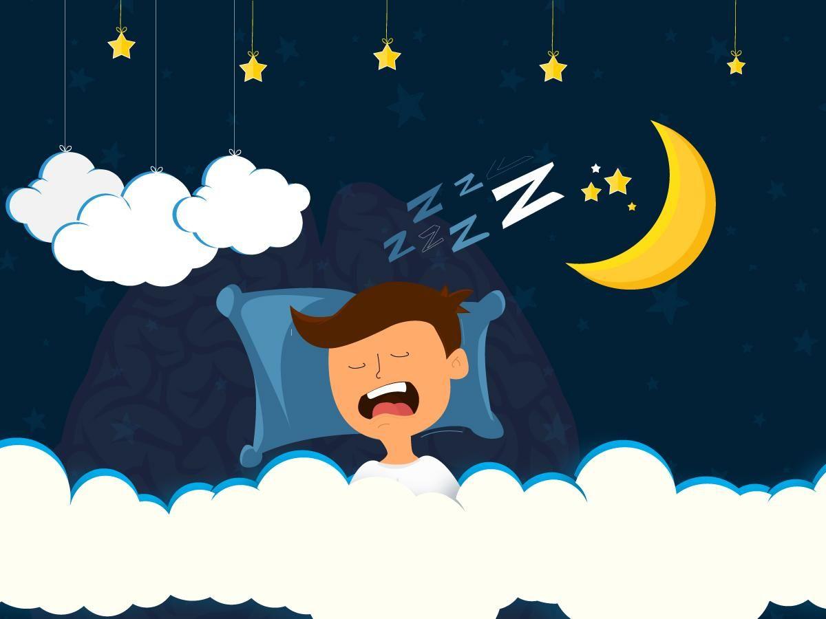 Во сколько нужно лечь спать, чтобы выспаться – таблица