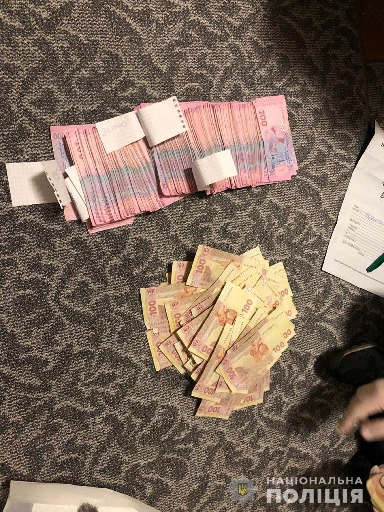 підрив вибух відділення Ощадбанк Київ фото затримання