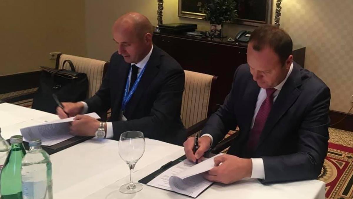 транзит нафти з Росії через Україну до Європи фото угода