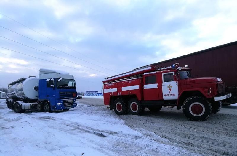сніг в Україні рятувальники авто