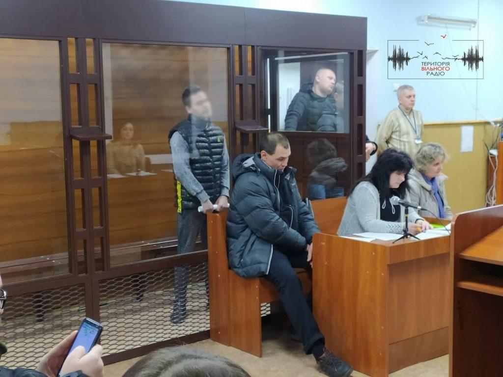 напад на активіста Бахмут Артем Мірошниченко суд