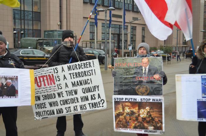 Протест Єврокомісія Білорусь інтеграція Росія