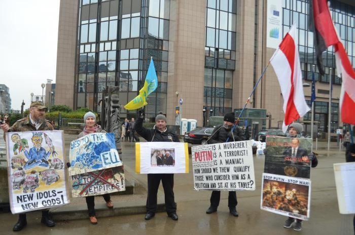 Білорусь протести Росія інтеграція Європа офіс Єврокомісії