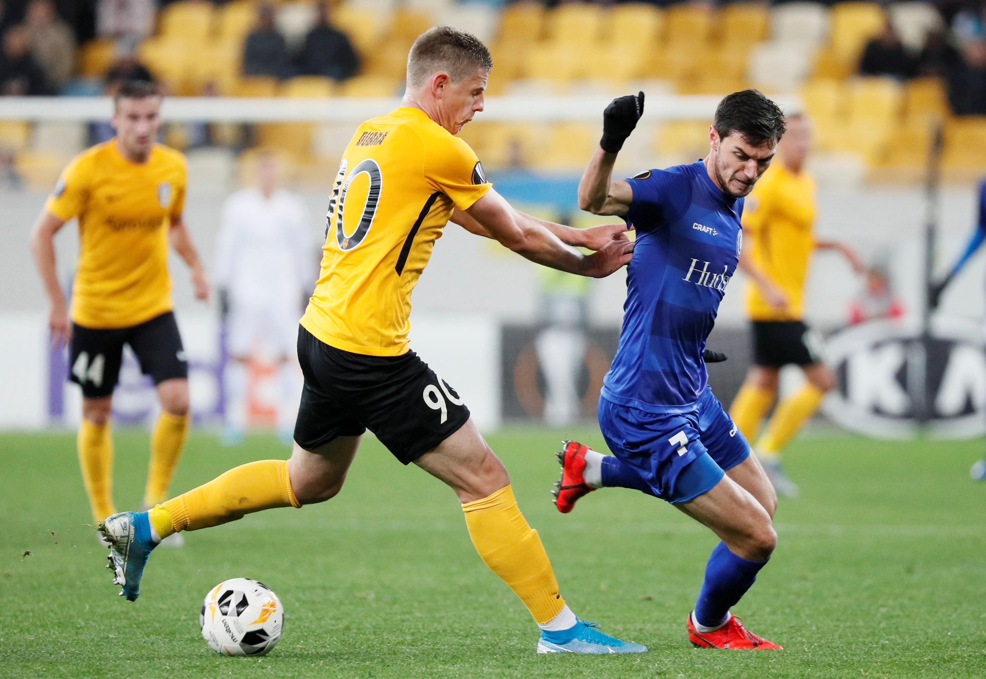 Гент – Олександрія: анонс на матч Ліги Європи