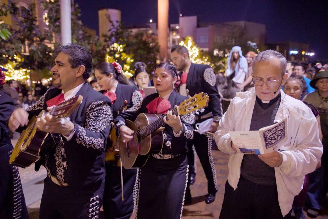 Мексика Різдво фото святкова хода