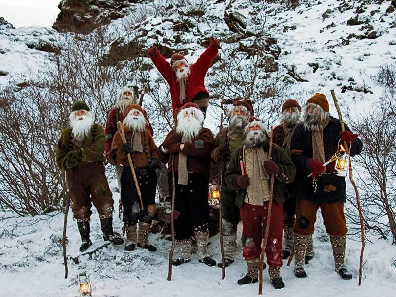 Ісландія Різдво святкування фото