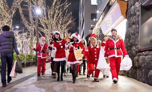 Японія Різдво святкування фото