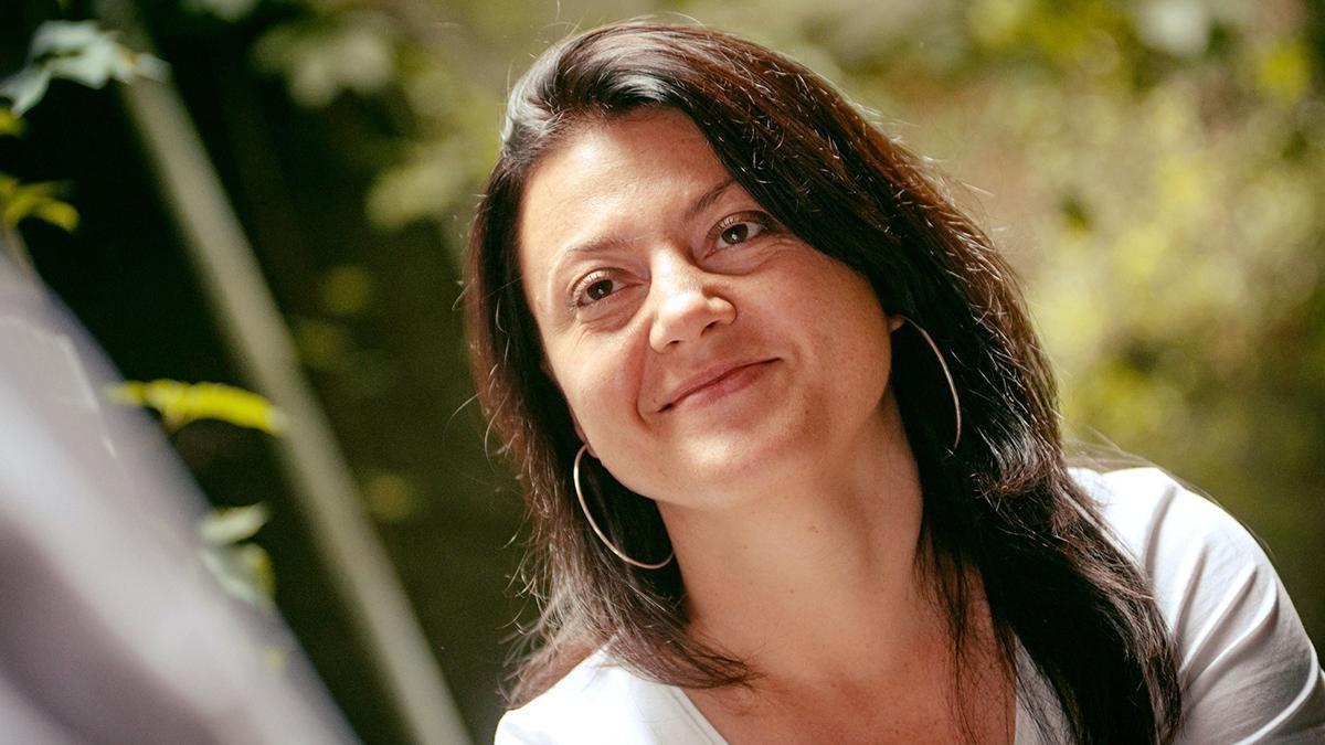 Олена Трибушна керівник інформаційного мовлення телеканалу для окупованих територій