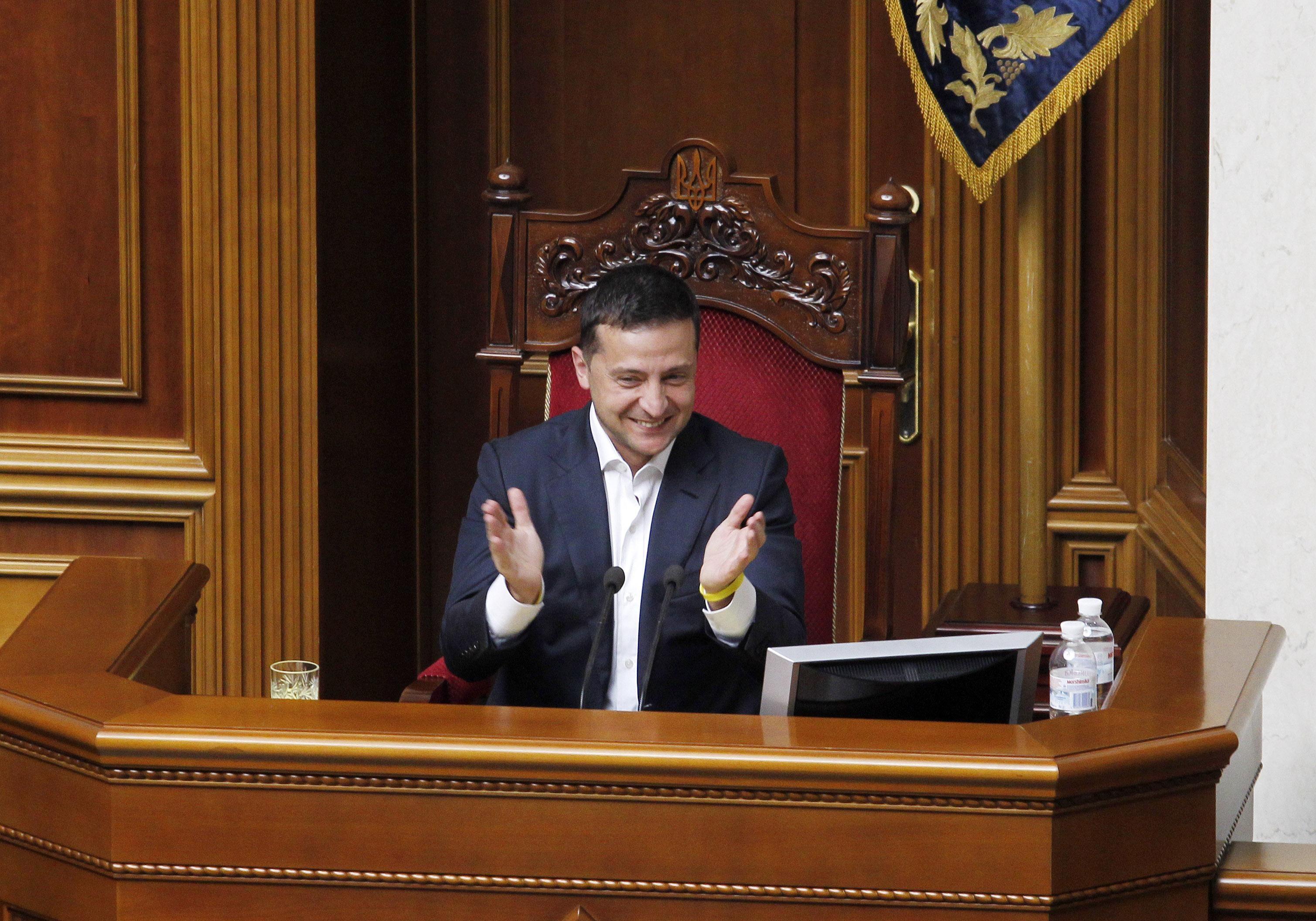 Гучні звільнення Зеленського: як змінилась Рада після виборів - 24 Канал