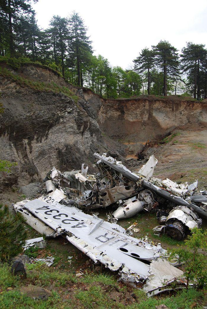 авіакатастрофа Як-42 Греція Салоніки Аеросвіт фото