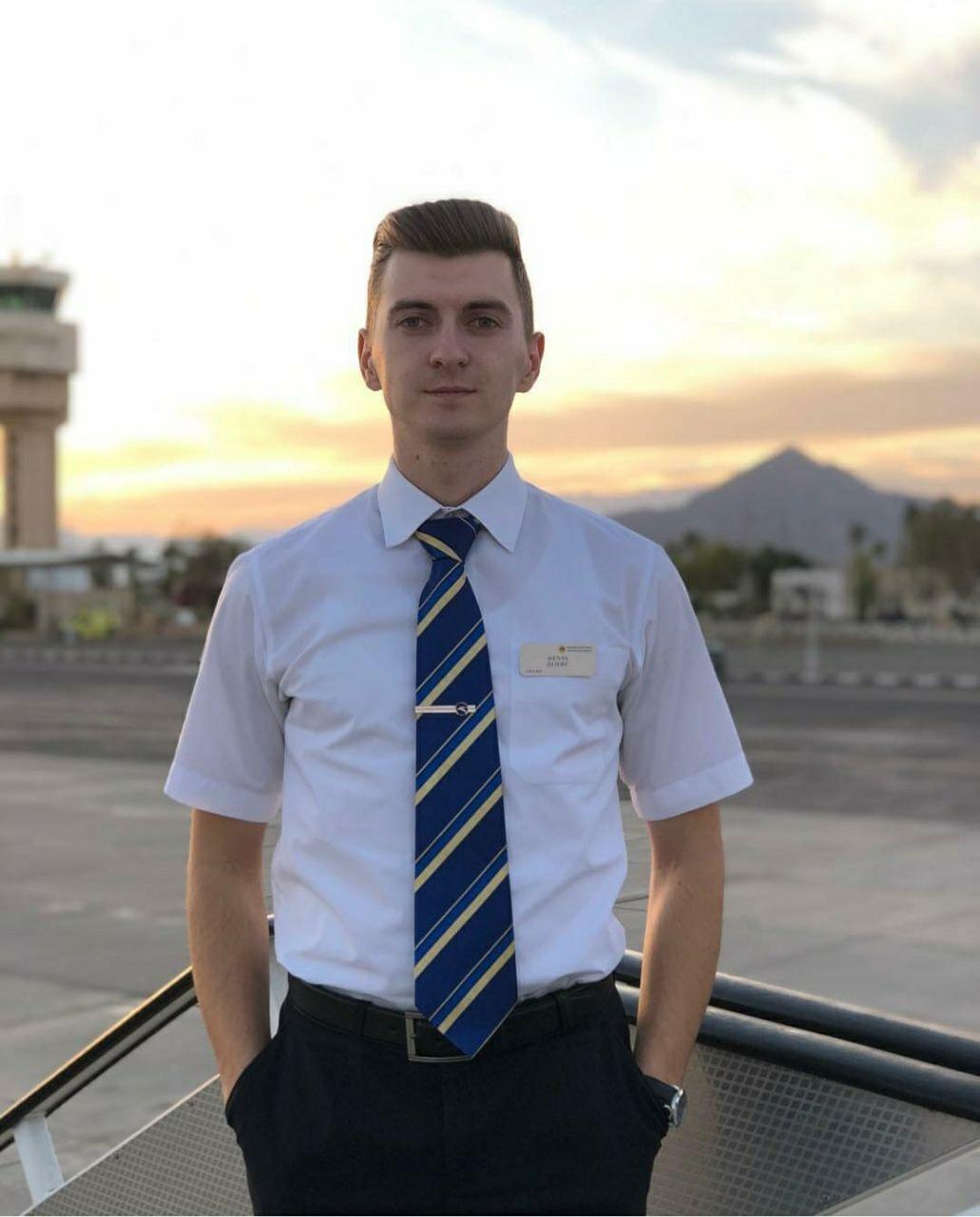 Денис Лихно бортпровідник МАУ катастрофа літака МАУ Іран фото