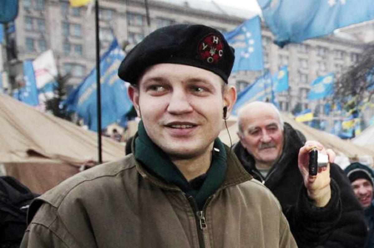 Ему могло исполниться 31: в Киеве прошел марш памяти погибшего Михаила Жизневского - Новости Киев - 24 Канал