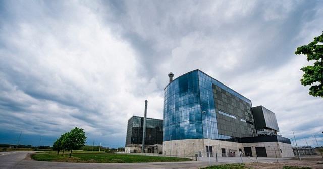 сміттєпереробний завод у швеції