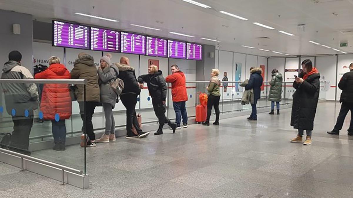 В Киев прилетел второй самолет с украинцами из Китая: как их проверяют - Новости Борисполя - Здоровье 24